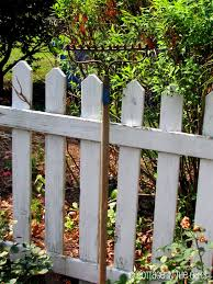 garden tool trellises cottage in the oaks