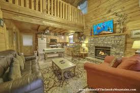 pigeon forge cabin north star 4 bedroom sleeps 12 jacuzzi
