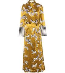 robe de chambre ralph halle robe de chambre en soie capability mona femme