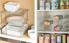 Pantry Shelving Ideas by Pantry Storage Shelves For Small Kitchens Improvements Blog