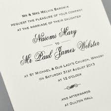 wedding invitation copy black tie wedding invitation wording vertabox com