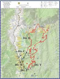 Wildfire Perimeter Map by Saturday Stranded Rafters Escorted Down From French Creek Idaho