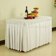 Table Skirts Beautiful Square Decorative Table Skirt Buy Beautiful Table