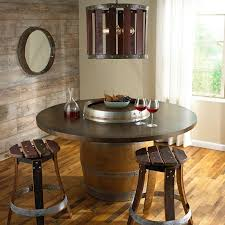 Best Lounge Images On Pinterest Bar Ideas Lounges And - Barrel kitchen table