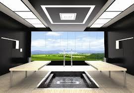 bathroom tech futuristic bathroom layout high tech space saving design
