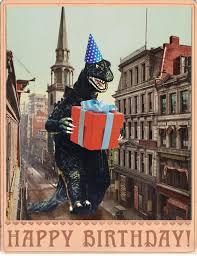 Happy Halloween Birthday Quotes Geburtstagskarte B Movie Poster Von Alternatehistories Auf Etsy