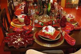 christmas dinner table setting elegant christmas table decorations for 2016 elegant christmas