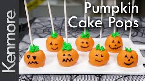 Halloween Pumpkin Cake Ideas How To Make Pumpkin Cake Pops With Carrot Cake Halloween Recipes