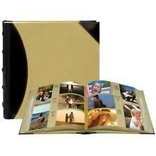 Travel Photo Album 4x6 Photo Album 500 Ebay