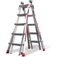 ladder little giant ladder systems revolution type 1a model 22 ladder