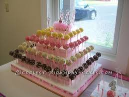 coolest disney princess cake pops