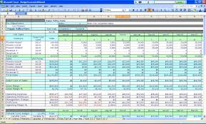 Small Business Income And Expenses Spreadsheet by Excel Spreadsheet Templates Haisume