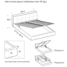 materasso king size misure beautiful letto king size dimensioni ideas home design ideas