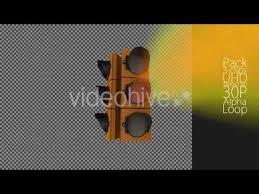 traffic lights disco pack vj loop motion graphics videohive