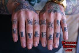 the knuckle tattoos of south by southwest u2013 knuckletattoos com