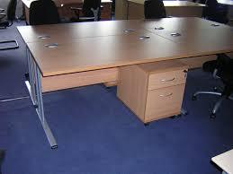 Rectangular Office Desk Used Office Desks