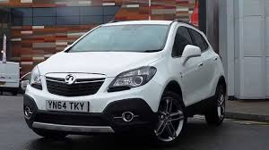 opel japan 2014 64 plate vauxhall mokka 1 7 cdti se 5dr 4wd in white youtube