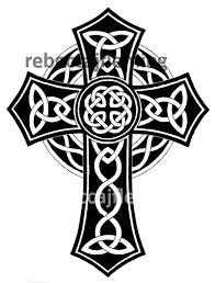 celtic cross tattoos designs tattooic