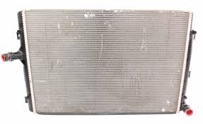 audi radiator genuine vw audi radiator a3 golf mk5 passat b6 2 0t 1k0 121 251