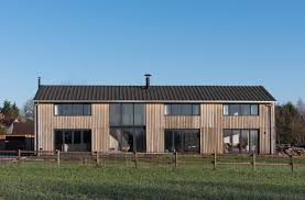 Modern Barn by Barn Conversions Heritage Building Services Building Works To Your
