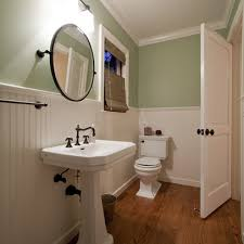 small bathroom with wainscoting san francisco bathroom