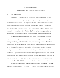 examples of executive summary for dissertation mom sons ga