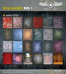 digital backdrops digital backdrops dvd 200 digital backdrops includes cd