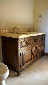 Furniture Style Bathroom Vanities Spanish Vanities Custom Rustic Doors Custom Doors Demejico