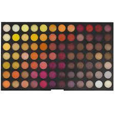 amazon com coastal scents 252 color ultimate eye shadow palette
