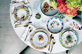 wedding registry dinnerware anthropologie s new in store wedding registry boston magazine