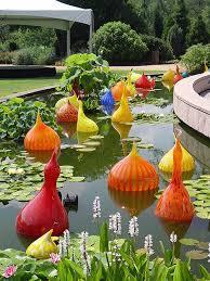 chihuly s glass at atlanta botanical gardens atlanta