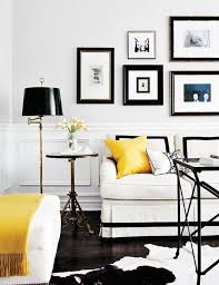 black white interior a statement sofa in black and white living rooms interiors and