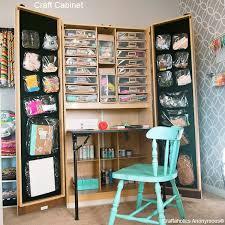 Craft Room Closet Organization - 16 best craft storage images on pinterest craft armoire craft