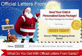 official letters from santa santa letters company in sarasota accused of scamming customers