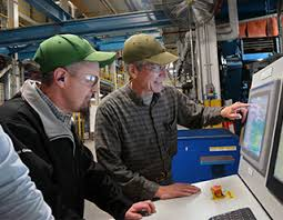 manufacturing management and plant operations at armstrong