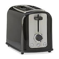 Hamilton Beach Two Slice Toaster Hamilton Beach Brands Inc 22464 2 Slice Cool Touch Toaster Black
