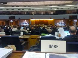 the imo considers sar in london