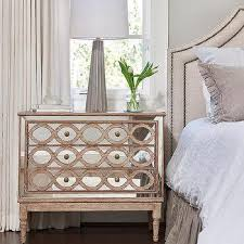 distressed french nightstand design ideas