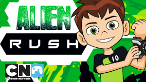 ben 10 alien rush playthrough cartoon network