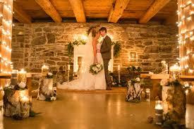 rustic wedding venues pa outdoorsy glam pennsylvania wedding ruffled