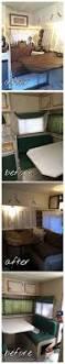 Camper Trailer Kitchen Ideas 91 Best Camper Makeovers Images On Pinterest Camper Renovation