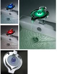 Sumerain Waterfall Faucet Buy Sumerain Led Faucets At Faucetline Com
