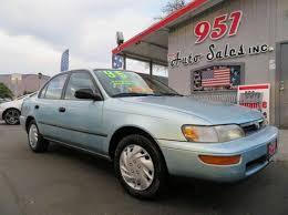 toyota corolla station wagon for sale 1995 toyota corolla for sale carsforsale com
