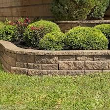 precast concrete retaining wall blocks kimberly porch and garden
