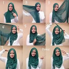 simple hijab styles tutorial segi empat easy chest coverage hijab tutorial hijab fashion inspiration