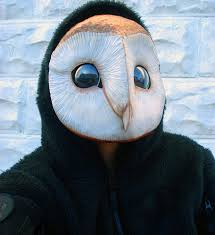 owl mask owl mask version 2 by missmonster on deviantart