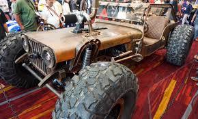 hauk jeep 2015 sema show highlights autonxt