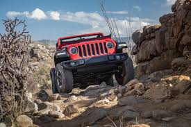 jeep wrangler 2018 jeep wrangler first drive better on the road best on the