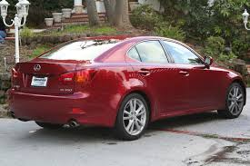 lexus 2010 is350 file lexus is350 matador red mica jpg wikimedia commons
