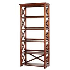 Chestnut Bookcase Home Decorators Collection Brexley Chestnut 5 Shelf Bookcase An